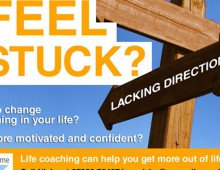 Feel Stuck – Flier