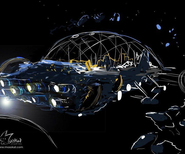 Conchord – asteroid concept