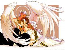 Gaurdian Angel – Illustration
